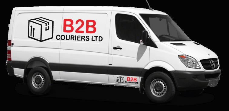 B2B Couriers Birmingham